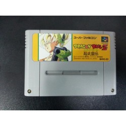 Dragon Ball Z Gra SNES NTSC