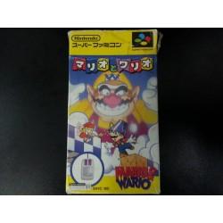 Mario & Wario Gra SNES NTSC...