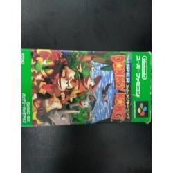 Donkey Kong Gra SNES NTSC BOX