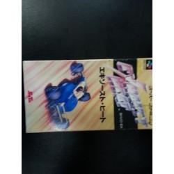 F1 Gra SNES NTSC BOX