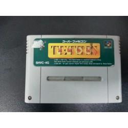 Tetris Gra SNES NTSC