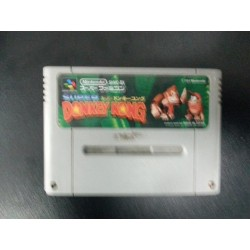 Donkey Kong Gra SNES NTSC