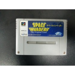 Space Invarders Gra SNES NTSC