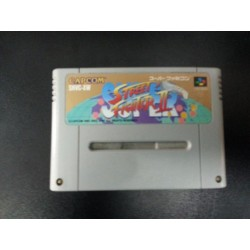 Street Fighter II Gra SNES...