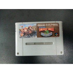 Donkey Kong 3 Gra SNES NTSC