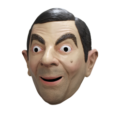 Mr.Bean Maska Lateksowa...