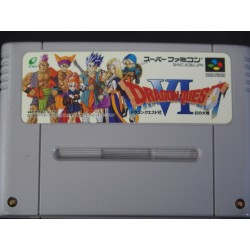 Dragon Quest VI SNES NTSC
