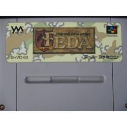 Feda SNES NTSC